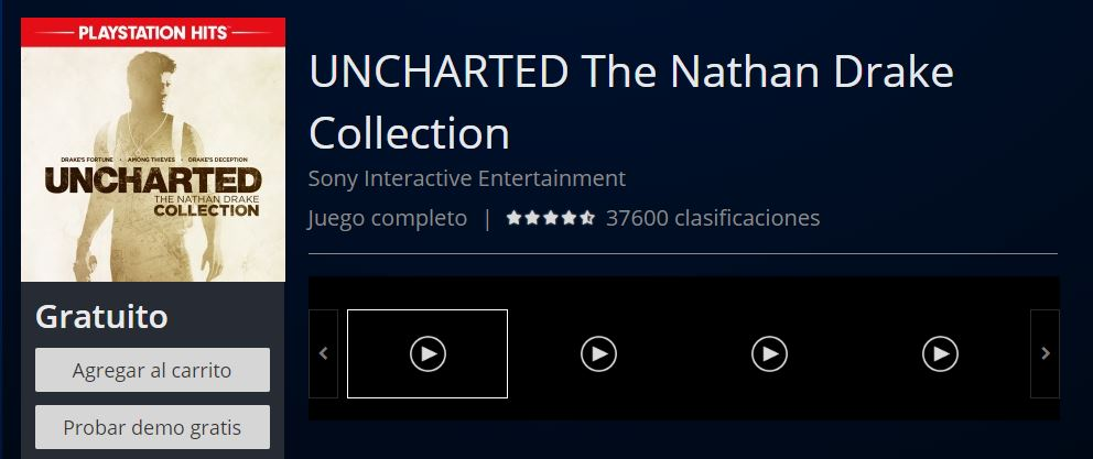 Descarga Uncharted The Nathan Drake Collection