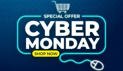 ¡Cyber Monday ya está aquí!