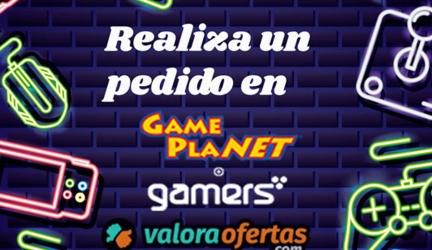 Realizar un pedido en Gameplanet + Gamers