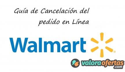 Cómo cancelar una compra en línea de Walmart