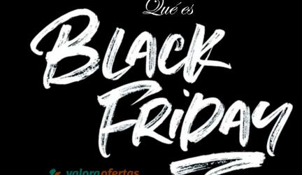 Black Friday 2020, ¡Ya casi!