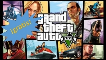 Epic Games: ¡Grand Theft Auto V gratis por tiempo limitado!