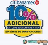 Citibanamex – Promociones Buen Fin