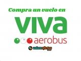 Comprar un vuelo en Viva Aerobus