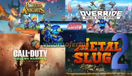 Juegos gratis Agosto 2020